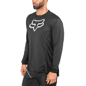 Fox Demo Camo Burn Bike Jersey Longsleeve Men black